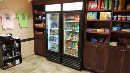Vending Machine | Holiday Inn Express Hotel & Suites Twin Falls