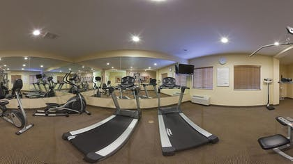 Fitness Facility | Candlewood Suites Lafayette