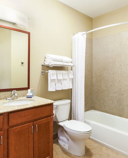 In-Room Amenity | Candlewood Suites Lake Jackson Clute