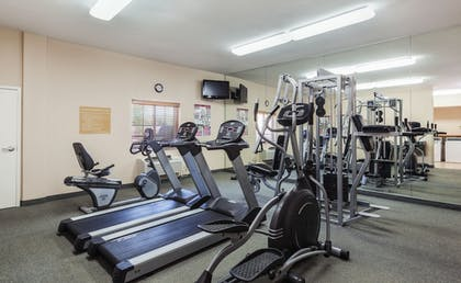 Fitness Facility | Candlewood Suites Lake Jackson Clute