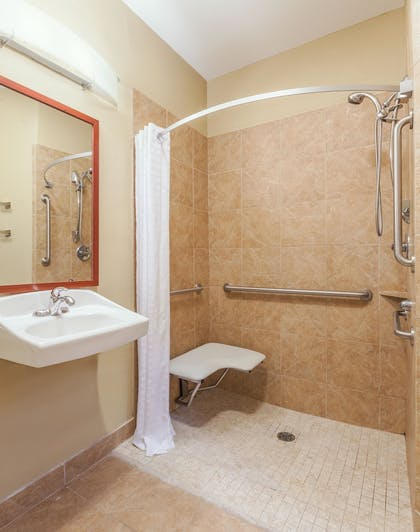 In-Room Amenity   Candlewood Suites Lake Jackson Clute