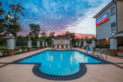 Pool | Candlewood Suites Lake Jackson Clute