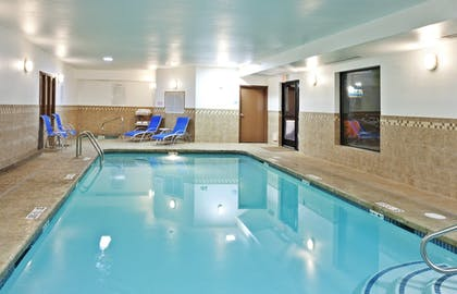 Pool | Holiday Inn Express Hotel & Suites Vancouver Mall