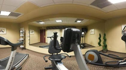 Fitness Facility | Holiday Inn Express Hotel & Suites Dinuba West