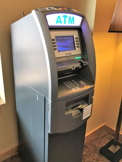 ATM/Banking On site | AmericInn by Wyndham Fargo Medical Center