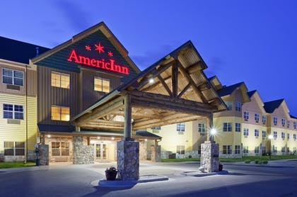 Exterior | AmericInn by Wyndham Fargo Medical Center