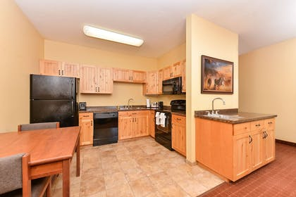 In-Room Kitchen | AmericInn by Wyndham Fargo Medical Center