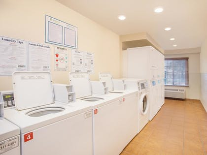 Laundry Room | WoodSpring Suites Mobile