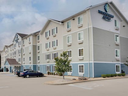 Exterior | WoodSpring Suites Mobile