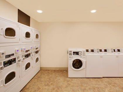 Laundry Room | WoodSpring Suites Shreveport Airport
