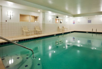 Pool | Holiday Inn Express Hotel & Suites Kodak East - Sevierville