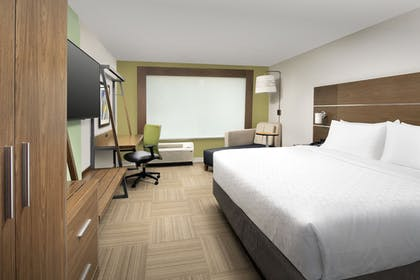 Room | Holiday Inn Express Knoxville-Clinton
