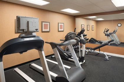 Fitness Facility | Holiday Inn Express Knoxville-Clinton