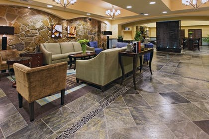 Interior | Holiday Inn Express Hotel & Suites Weatherford
