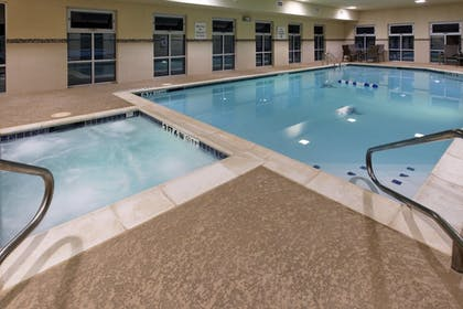 Pool | Holiday Inn Express Hotel & Suites Weatherford