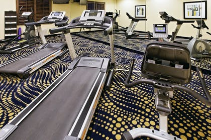 Fitness Facility | Holiday Inn Express Hotel & Suites Weatherford