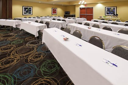 Meeting Facility | Holiday Inn Express Hotel & Suites Weatherford