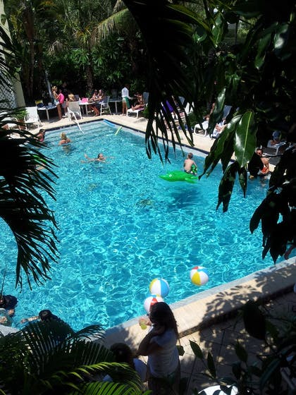 Pool | The Caribbean Court Boutique Hotel