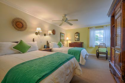Guestroom | The Caribbean Court Boutique Hotel