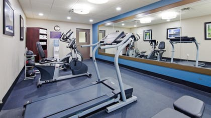 Fitness Facility | Best Western Waldo Inn and Suites