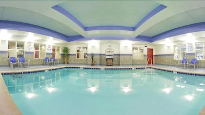 Indoor Pool | Holiday Inn Express & Suites Knoxville-Farragut