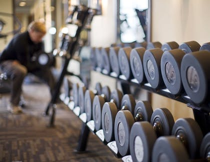 Gym | Madeline Hotel & Residences, Auberge Resorts Collection