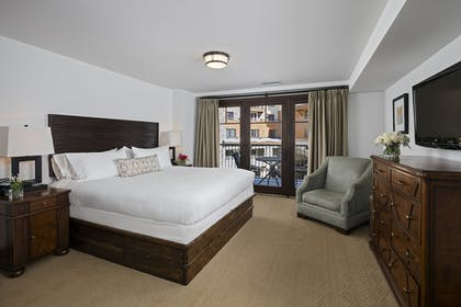 Guestroom | Madeline Hotel & Residences, Auberge Resorts Collection