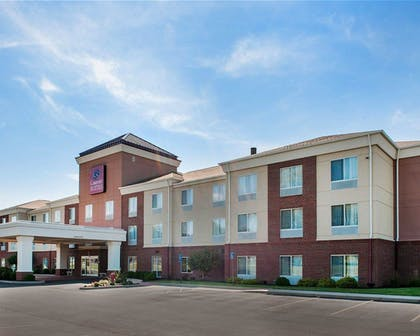 Exterior | Comfort Suites French Lick