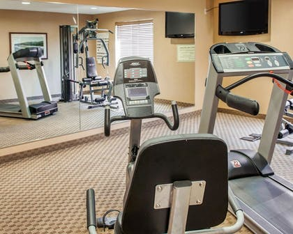 Fitness Facility | Comfort Suites French Lick
