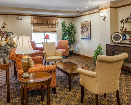 Lobby | Comfort Suites French Lick