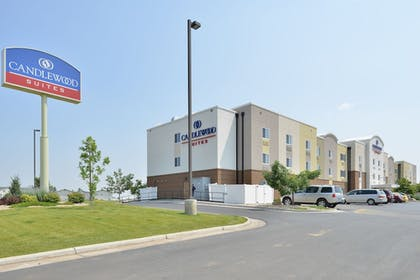 Aerial View | Candlewood Suites Gillette