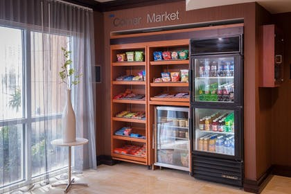 Snack Bar | Fairfield Inn & Suites by Marriott Orange Beach