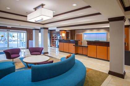 Lobby | Fairfield Inn & Suites by Marriott Orange Beach