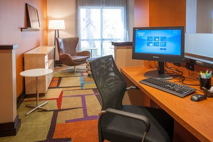 Business Center | Fairfield Inn & Suites by Marriott Orange Beach