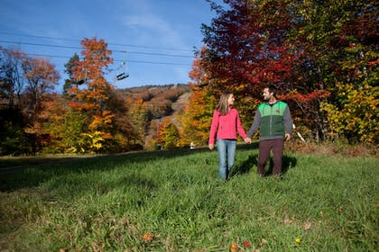 Property Grounds | Mountain Lodge at Okemo