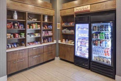 Snack Bar | SpringHill Suites by Marriott Salt Lake City Airport
