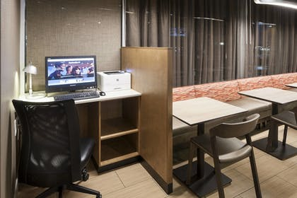 Business Center | SpringHill Suites by Marriott Salt Lake City Airport