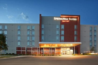 Exterior | SpringHill Suites by Marriott Salt Lake City Airport