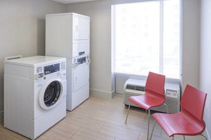 Laundry Room | SpringHill Suites by Marriott Salt Lake City Airport