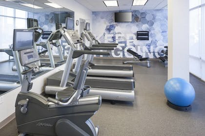 Fitness Facility | SpringHill Suites by Marriott Salt Lake City Airport