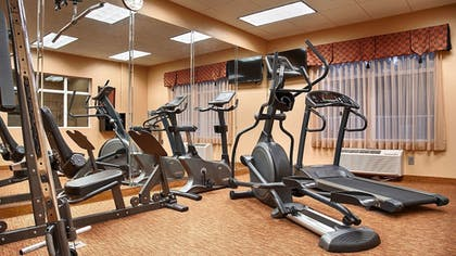 Fitness Facility | Best Western Plus Cecil Field Inn & Suites