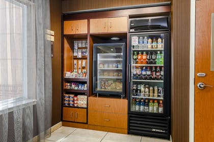 Snack Bar | Fairfield Inn & Suites Wilkes-Barre Scranton