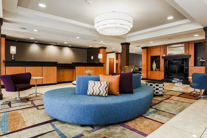 Lobby | Fairfield Inn & Suites Wilkes-Barre Scranton