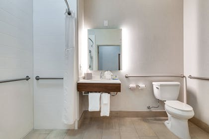 Bathroom | Holiday Inn Express Hotel & Suites Banning