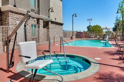 Pool | Holiday Inn Express Hotel & Suites Banning