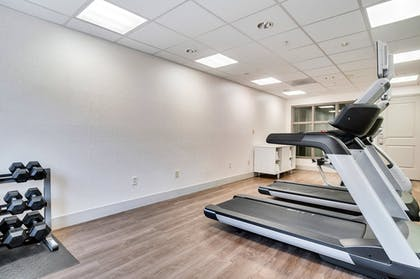 Fitness Facility | Holiday Inn Express Hotel & Suites Banning