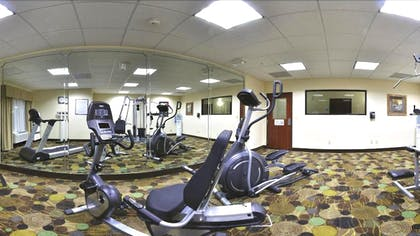Fitness Facility | Holiday Inn Express Hotel & Suites Sealy
