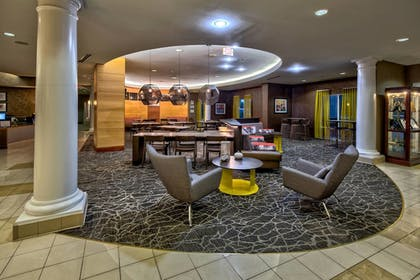 Lobby | Springhill Suites by Marriott New Bern