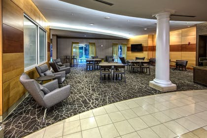 Lobby Lounge | Springhill Suites by Marriott New Bern