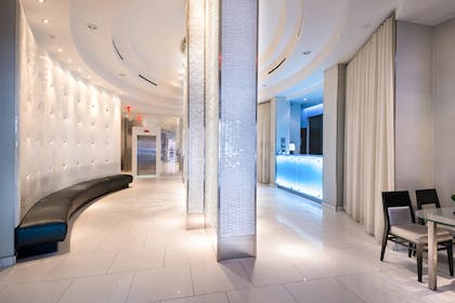 Lobby | Fairfield Inn by Marriott New York Manhattan/Times Square